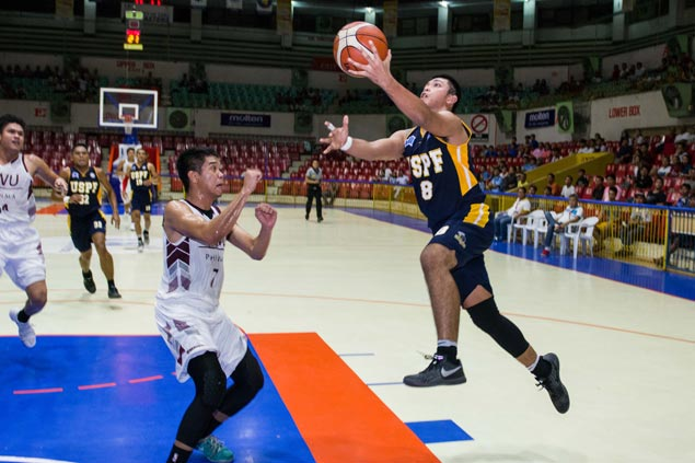 USPF Panthers claim scalp of SWU Cobras to revive Cesafi Final Four hopes