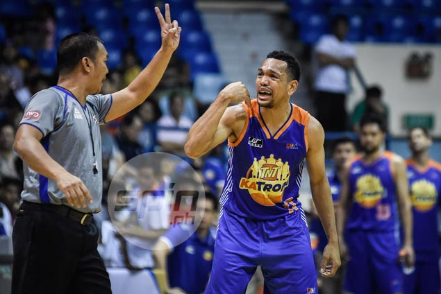 Jayson Castro says lapses on defense, more than fatigue, to blame for TNT letdown