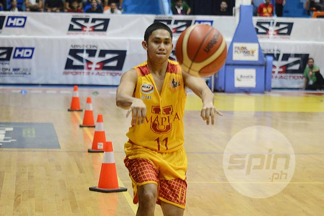 JP Nieles blitzes through the competition to keep NCAA Skills Challenge title in Mapua's hands