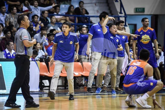 TNT coach Nash Racela bites tongue as he looks back on contentious endgame calls