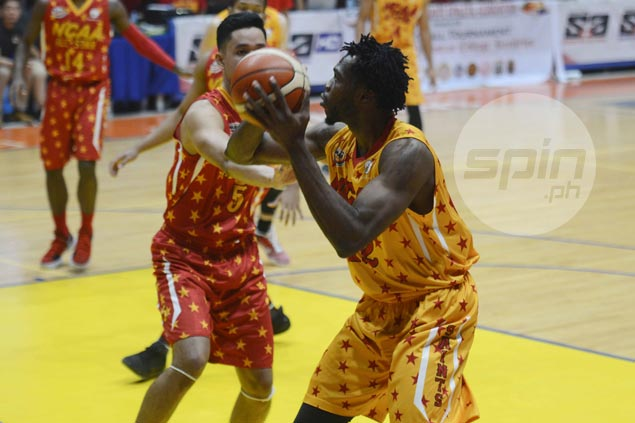 Prince Eze seals Saints win at the stripe as Heroes rally falls short in thrilling NCAA All-Stars
