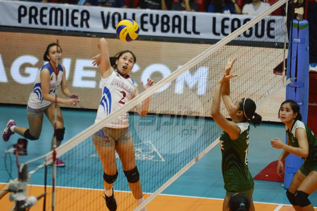 Arellano Lady Chiefs start PVL Collegiate Conference with straight-sets win over St. Benilde Lady Blazers