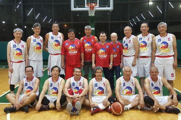 FCVBA all set for tough Asean Veterans Basketball title defense in Malaysia