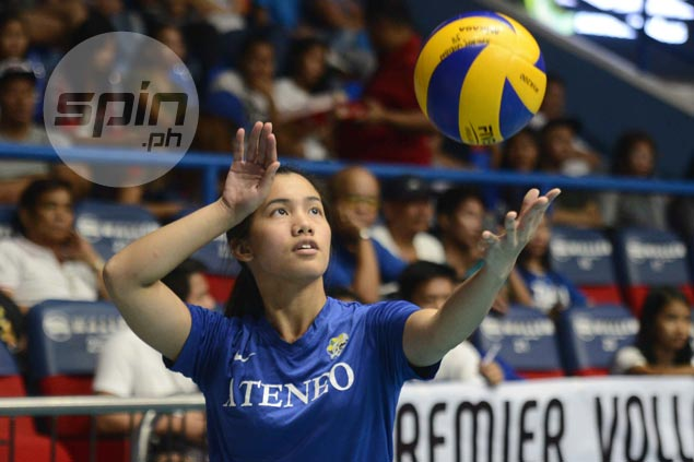 Jia Morado sad to see Lady Eagles in turmoil over rift between Tai Bundit, players
