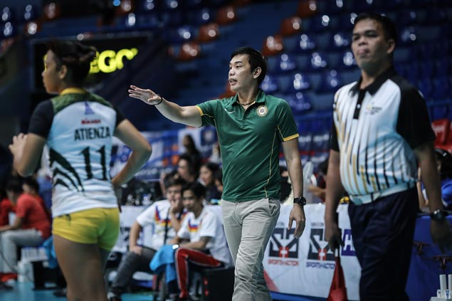 FEU Lady Tams rip San Sebastian to give George Pascua victory in first match in charge