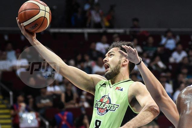 Sean Anthony eager to play former team NLEX as Batang Pier try to boost quarterfinal bid