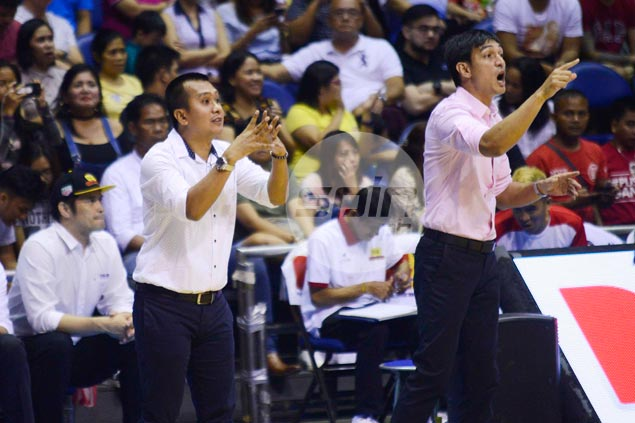 Chito Victolero not dwelling on questionable calls late in Star loss to Ginebra