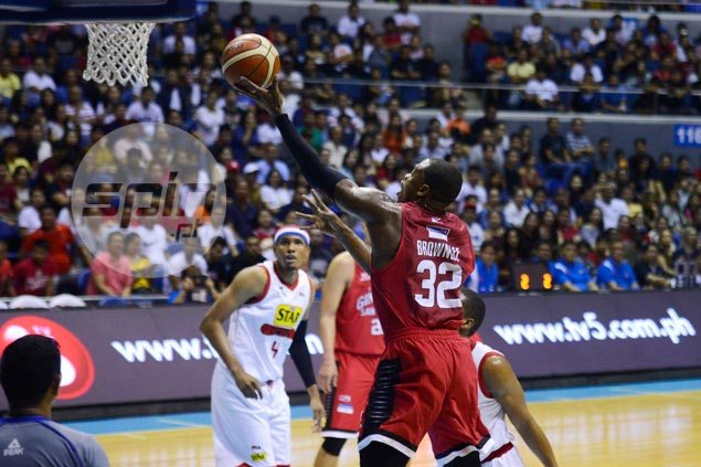 Ginebra survives gritty Star stand, late free throw wobble, to pull off win in OT thriller