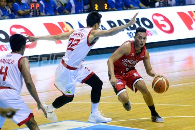 Thompson vows to be shooting free throws the next morning after misses nearly cost Ginebra