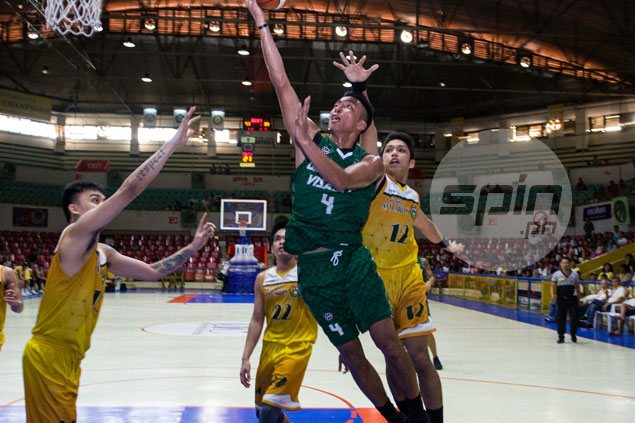 UV Green Lancers start Cesafi second round with squeaker over USC Warriors