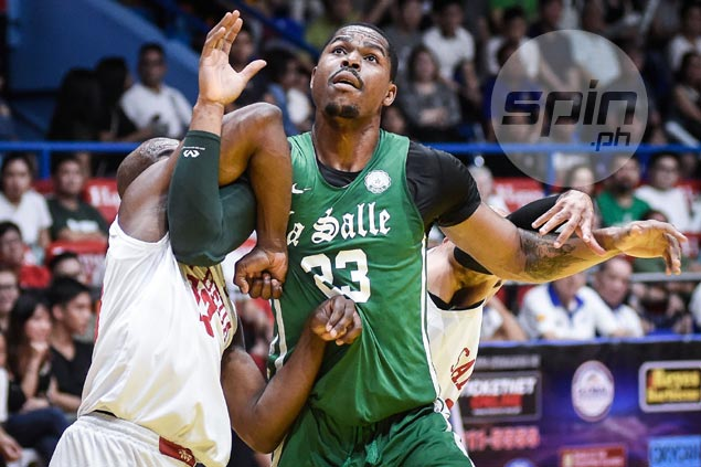 Ayo says sacrifice worth it for La Salle with return of 'better' Ben Mbala from AfroBasket stint