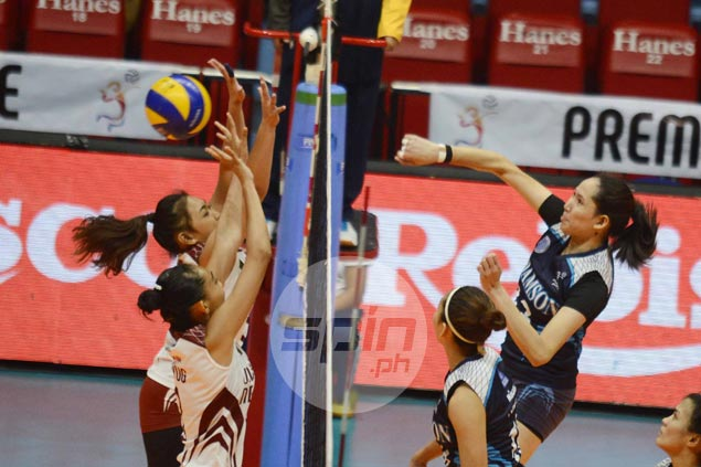 Ely Soyud quick to deflect credit for scoring explosion in Adamson's stunning win over UP