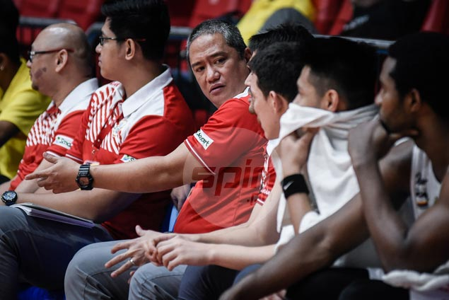 Boyet Fernandez says NCAA officials 'destroyed the future' of MVP candidate Robert Bolick
