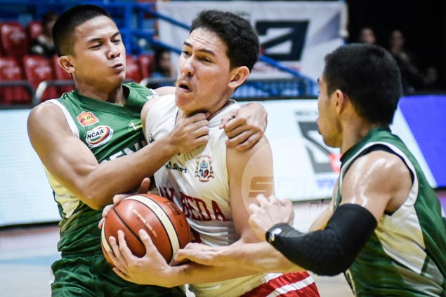 Red Lions recover from slow start to rout Blazers in game marred by late scuffle