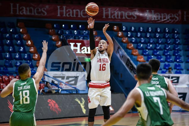 Davon Potts pays tribute to late grandpa and former college coach Jamike Jarin in joining PBA draft