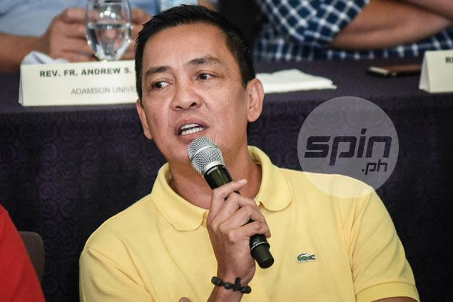 Boy Sablan says UST ready as ever to recover fighting form after extensive buildup