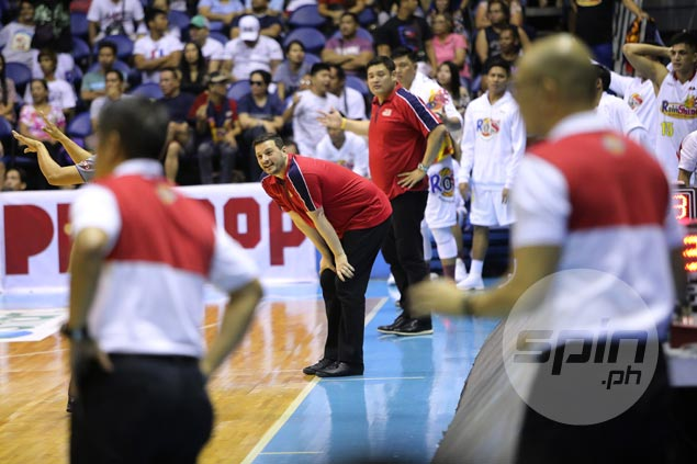 Garcia not dwelling on contentious calls, feels ROS got overconfident with poor play of SMB import
