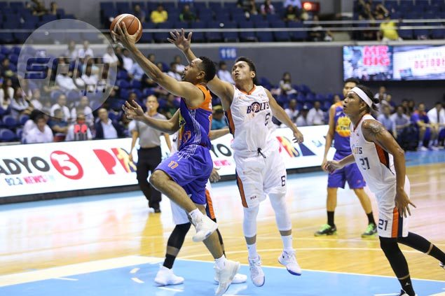 Jayson Castro enjoying second wind from juggling Gilas, TNT duties with explosive outing vs Bolts