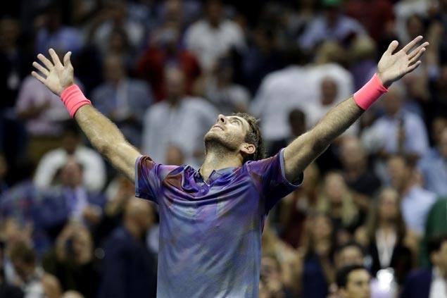 Del Potro hopes for repeat of 2009 US Open title run in back-to-back takedowns of Federer, Nadal