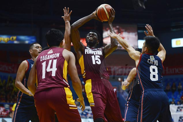 Steady in overtime, Gab Dagangon and Prince Eze propel Altas to victory over Knights