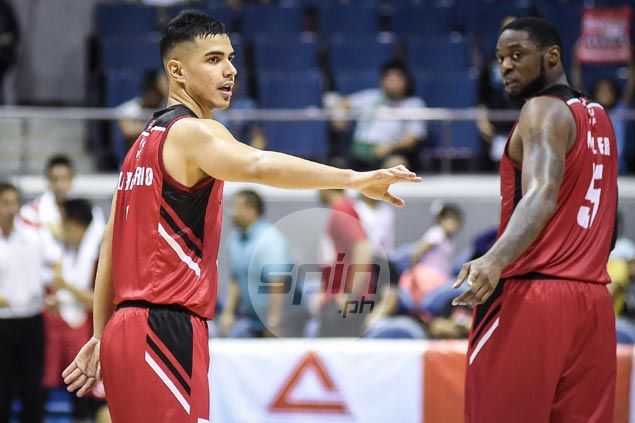 Former practice player Mike DiGregorio earns two-year contract extension with Blackwater