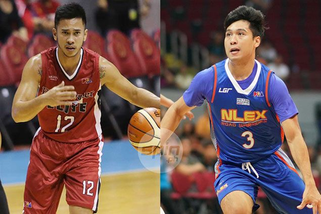 Juami Tiongson, Roi Sumang ink two-year deals after finding second wind in PBA careers