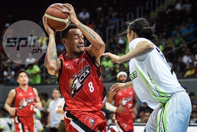The Beast blames Chinese food feast for sluggish start, but Abueva compensates with strong finish