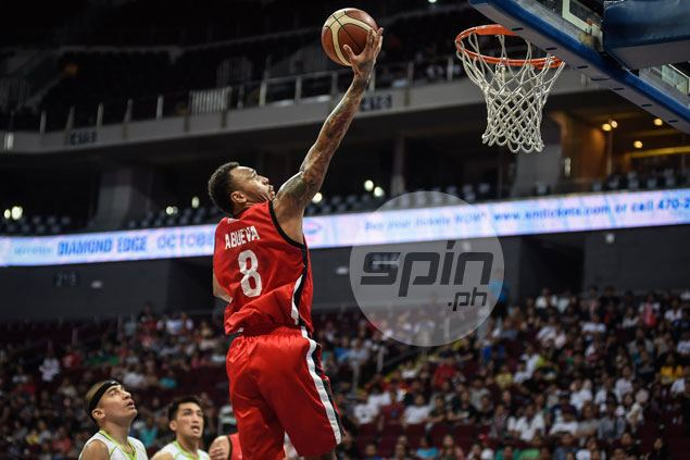 Abueva, Henton spark late blitz as Alaska turns back GlobalPort to continue rise from woeful start