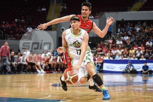 Mac Cardona repays surprise start for GlobalPort with vintage play in loss to Alaska