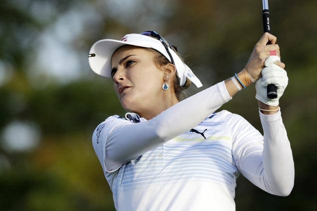 Lexi Thompson off to hot start, takes early lead in LPGA Tour in Indy