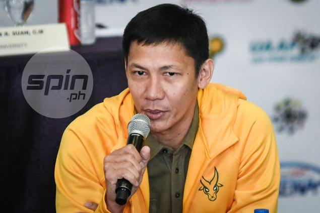 Olsen Racela says faster pace, stingier defense key for FEU to contend vs top teams in Season 80