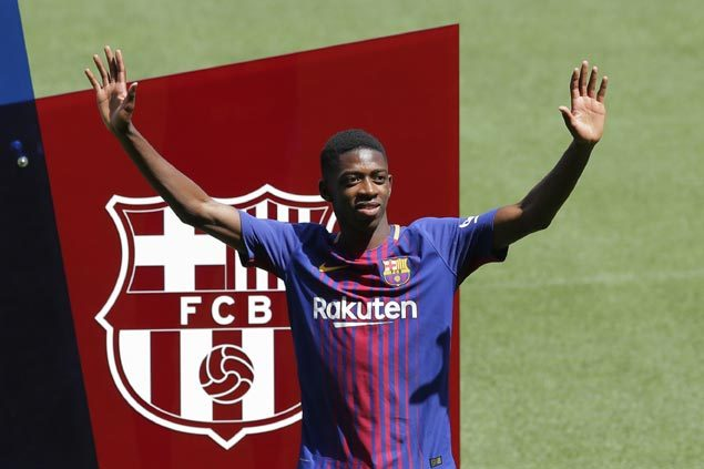 Ousmane Dembele looks to prove worth at Barcelona with debut in Catalan derby