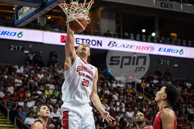 Greg Slaughter says Blackwater win 'got us ready' vs SMB, but plays down clash vs June Mar Fajardo