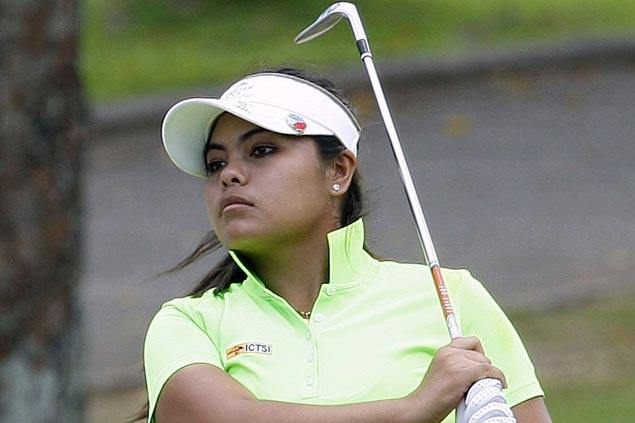 Dottie Ardina still alone on top as rain reduces Symetra Classic to 36 holes