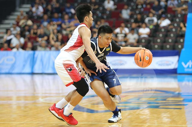 NU Bulldogs catch fire in third to overcome UE Warriors in UAAP Season 80 opener