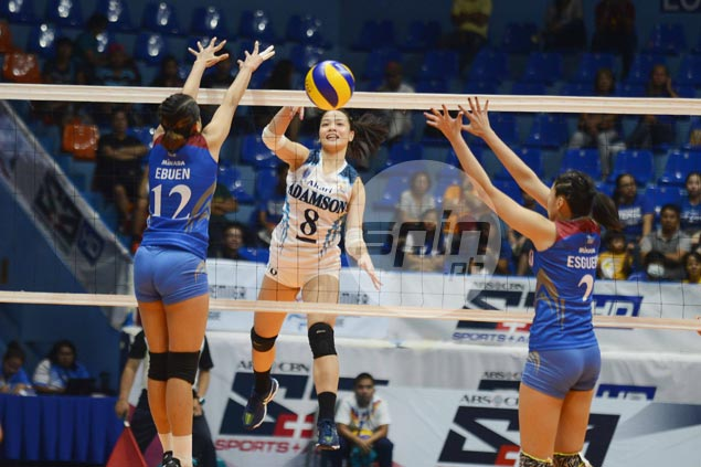 Jema Galanza stars as Adamson downs Arellano for first back-to-back wins under coach Airess Padda