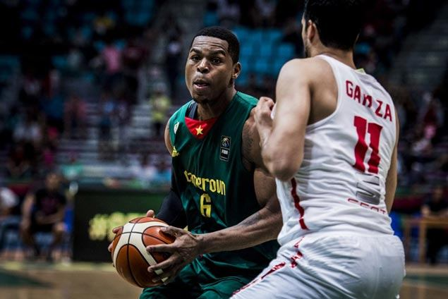 La Salle big man Ben Mbala shows improved three-point shooting in debut for Cameroon