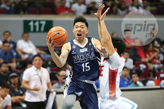 Dave Yu starting to regain footing after injury-riddled UAAP seasons with strong Season 80 debut