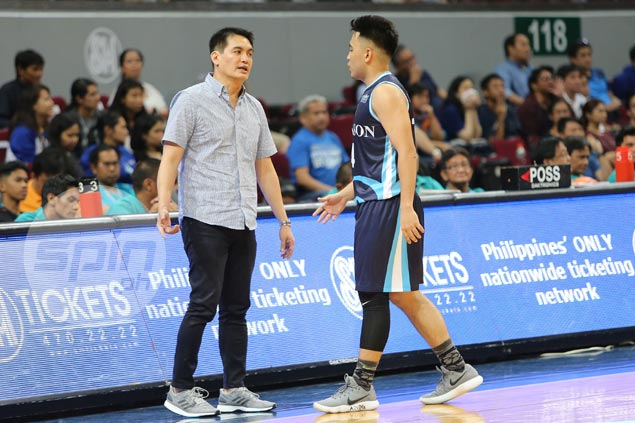 Franz Pumaren says Papi Sarr absence no excuse, rues poor play of Adamson vets in loss to Ateneo