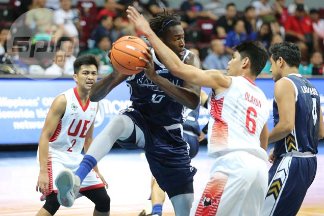 Long wait worth it for Issa Gaye after solid NU debut despite playing through foul trouble