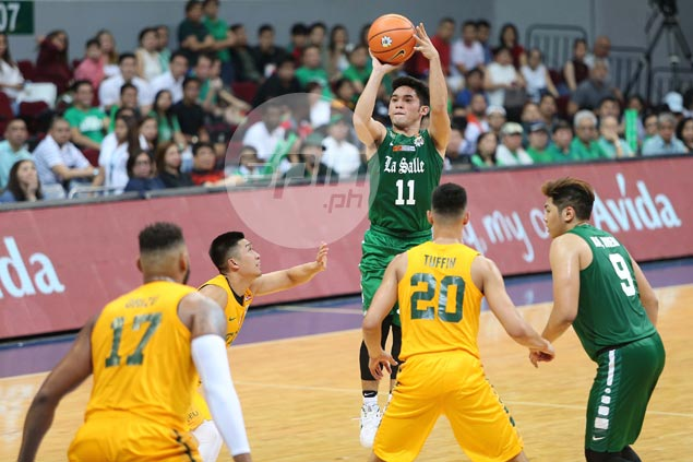 Aljun Melecio takes charge as Mbala-less Archers start title retention bid with squeaker over Tamaraws