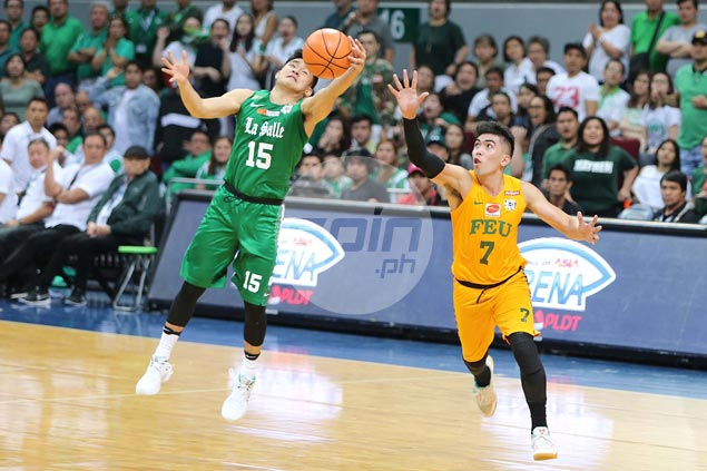 Coach Aldin Ayo lauds Kib Montalbo for suiting up just days after being discharged from hospital