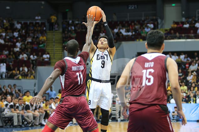 Marvin Lee hopes UST would come back stronger after heartbreaking defeat in season opener