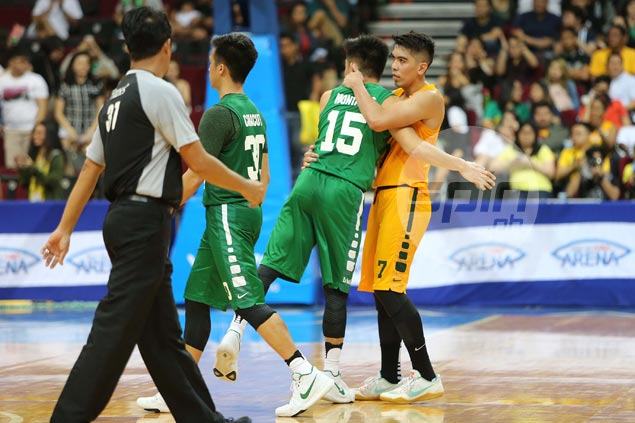 Kib Montalbo says he has forgiven Ron Dennison for punch in Davao game