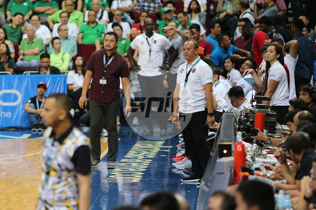Bo Perasol pleased with opening thriller as Maroons try to bring passion for basketball back to UP