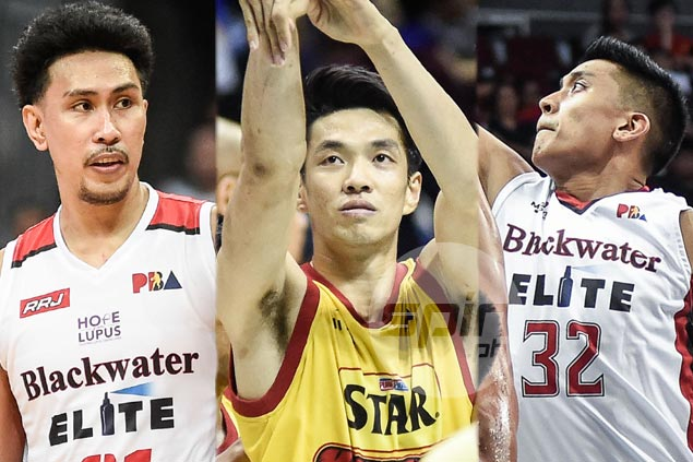 Allein Maliksi set to be shipped by Star to Blackwater, according to sources