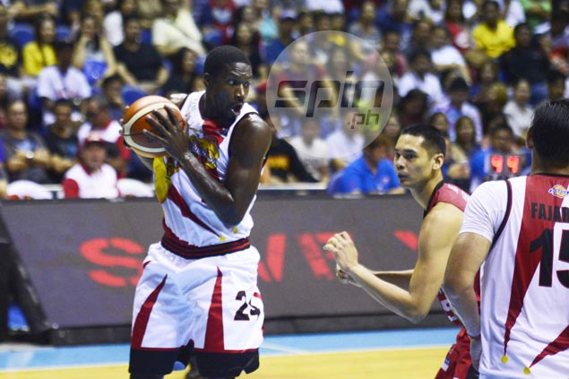 Terrence Watson embracing 'good pressure' of trying to lead SMB to a grand slam