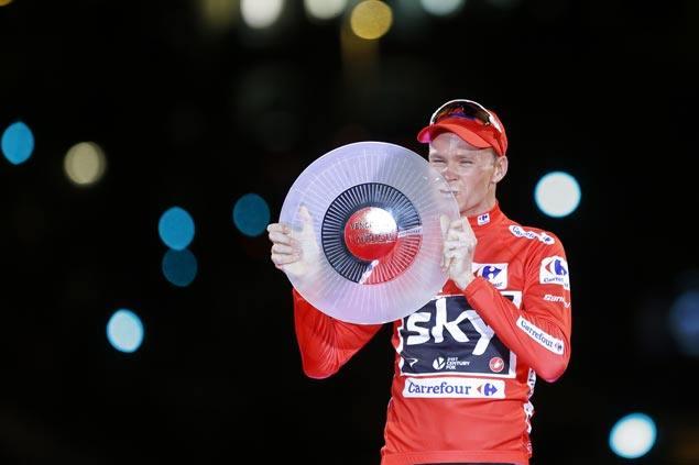 Chris Froome completes Tour de France-Vuelta a Espana double