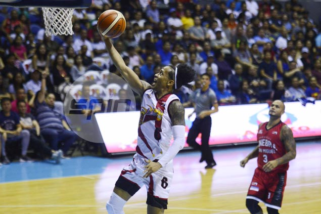 Chris Ross says SMB win over Ginebra important, but he's not labeling it as a 'statement game'