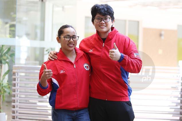 Hidilyn Diaz all fired up after silver medal feat in Aimag: 'Napatunayan ko na kaya ko pa'